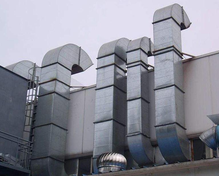 厂房通风管道工程案例