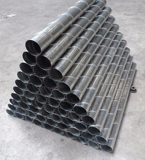 焊接螺旋风管