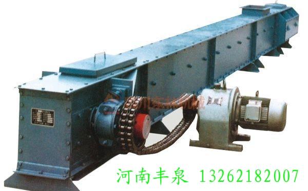 进料输送机控制电机负荷电路图