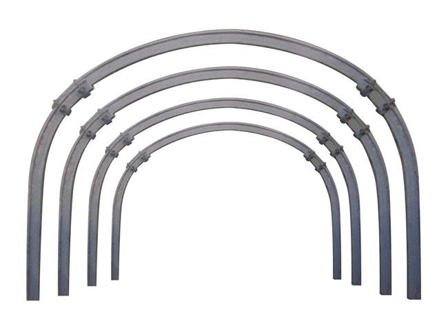 峰峰支护教你如何选购一个靠谱的矿用U型钢支架