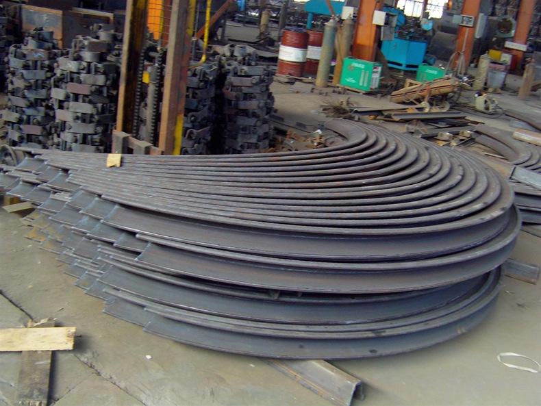 U36型钢支架产品特点