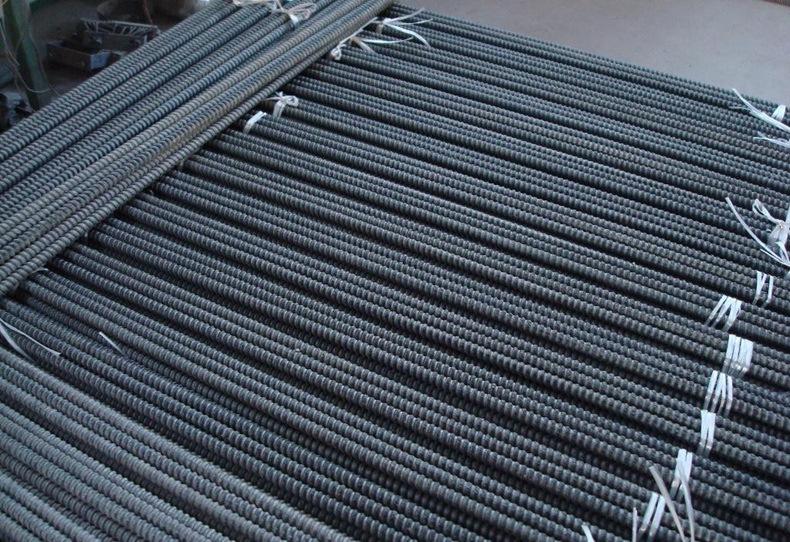 锚杆施工之锚杆杆体的组装与安放