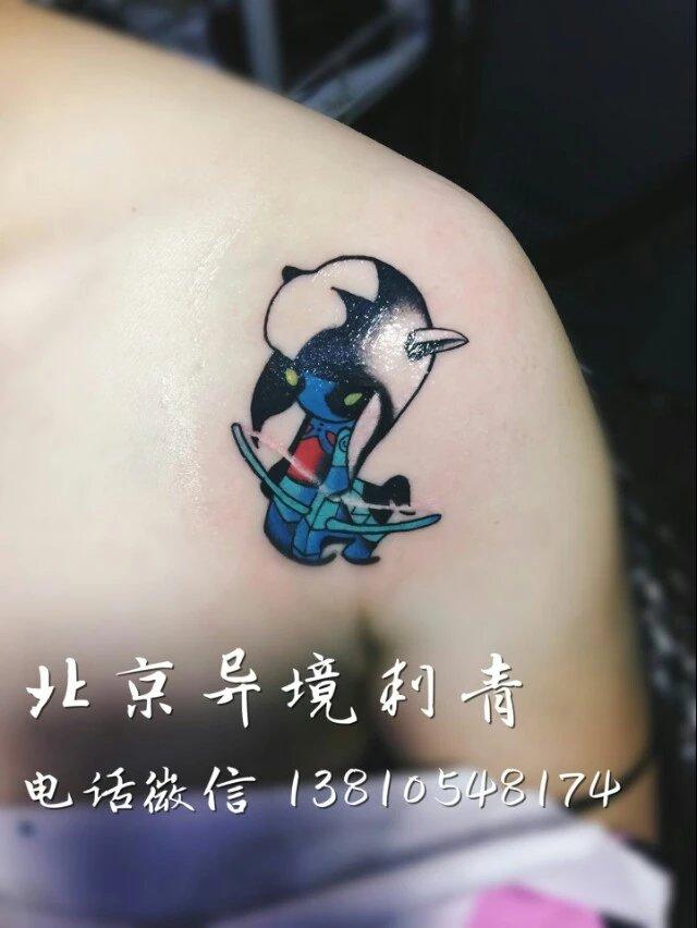 北京纹身刺青