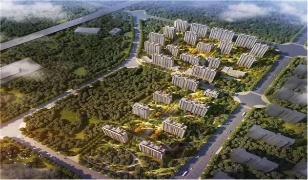 涿州华远海蓝城楼盘