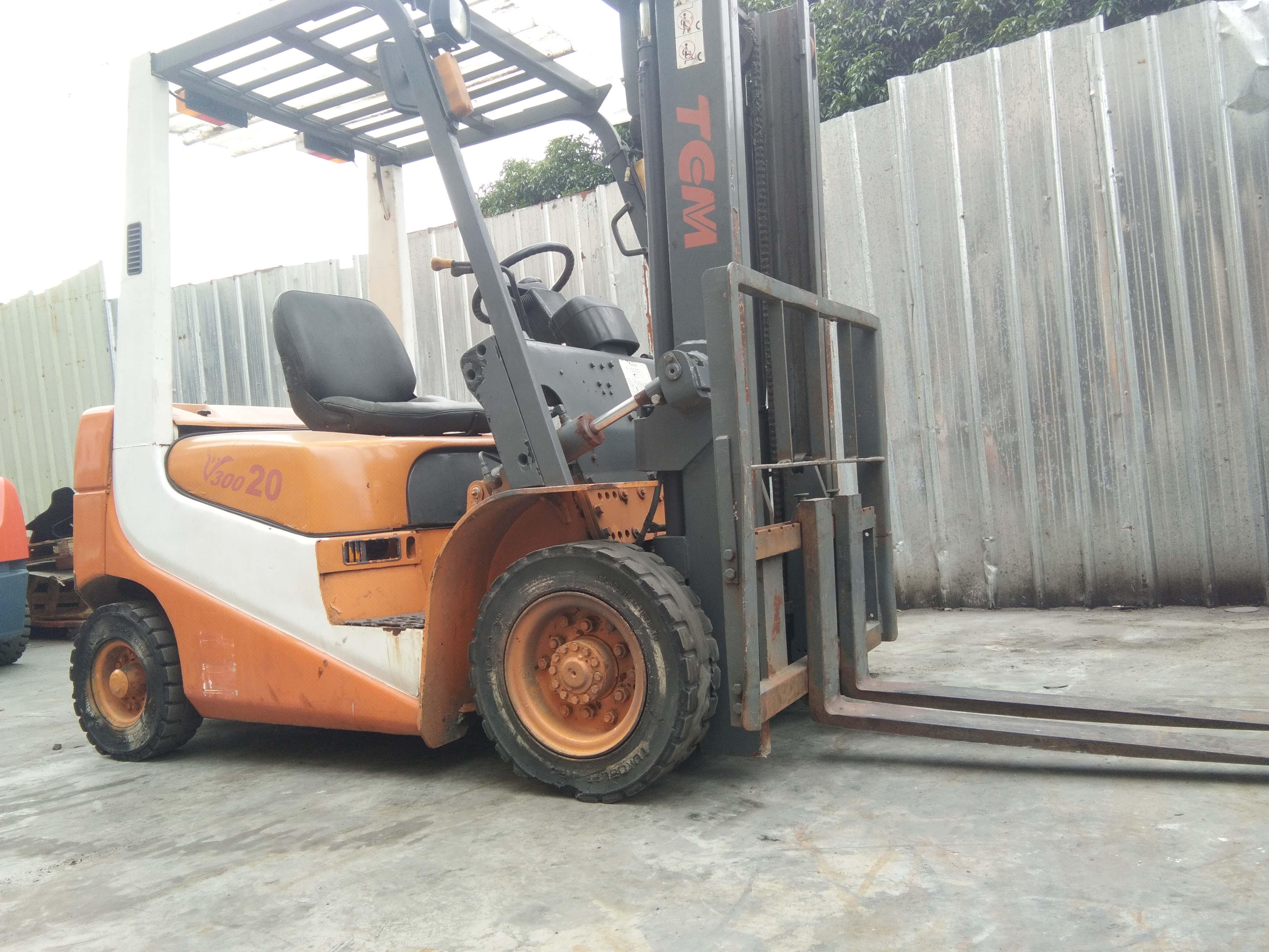 TCM 2吨柴油叉车