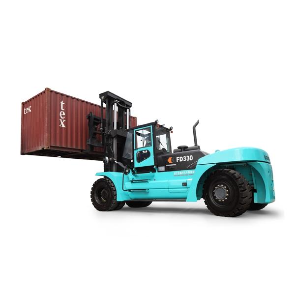 吉鑫祥33吨柴油叉车