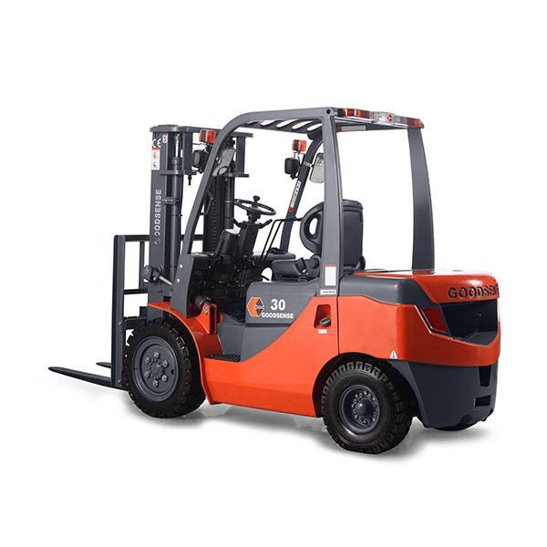 吉鑫祥1.5-3.5吨内燃平衡重式叉车
