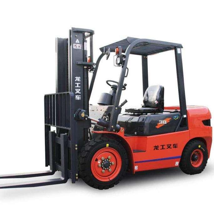 龙工叉车发动机构造与功能