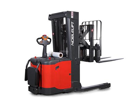 诺力PS14RP全电动站驾式剪移堆垛车