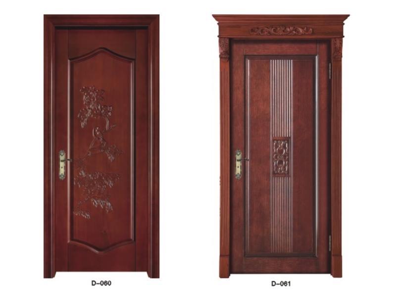 实木门厂家告诉大家卫生间也可以用木门来装饰啦!