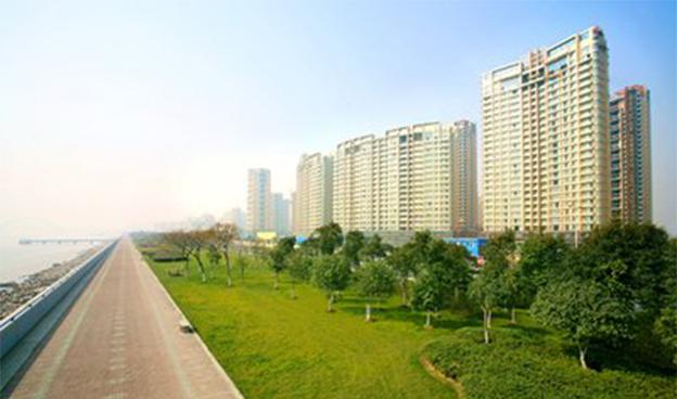 杭州金色海岸不锈钢给水管