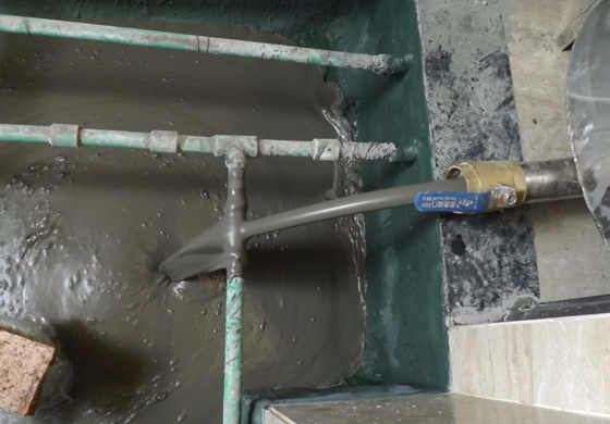 轻质发泡混凝土