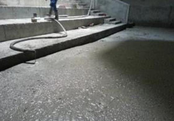 屋面发泡混凝土