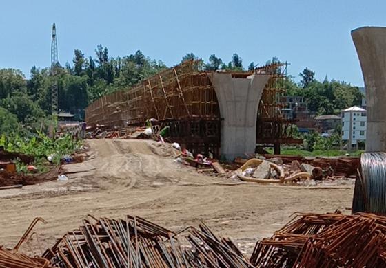 路桥填充泡沫混凝土