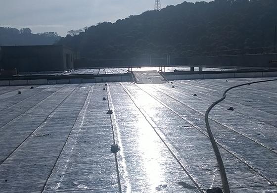 漳州航天机电集团投资建设泡沫混凝土屋面保温施工图