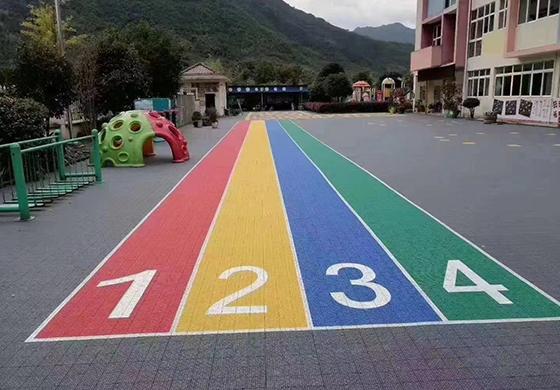 三明福州塑胶跑道