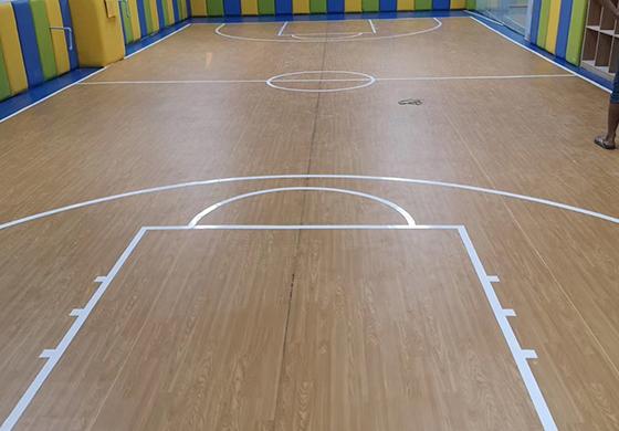 三明篮球场地板胶