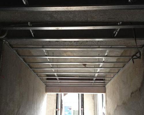 吊顶轻钢龙骨的安装要点分享