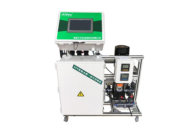 水肥一体化自动控制机