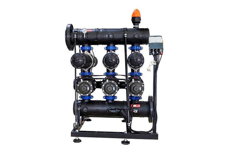 灌溉用反沖洗過濾器