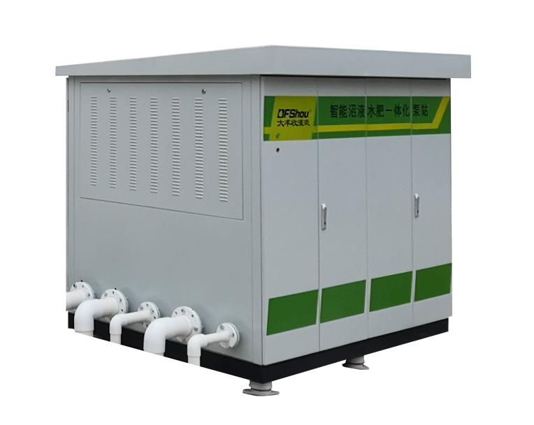 灌溉排水泵站
