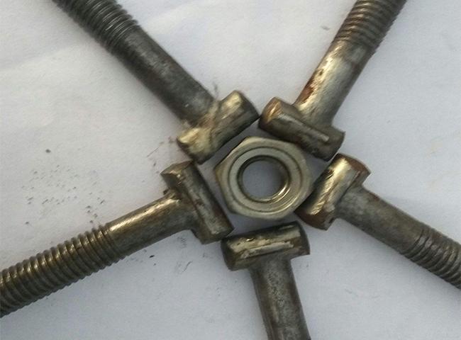 钢管扣件螺丝