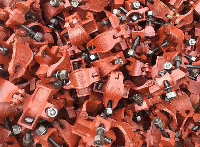 工地钢管扣件