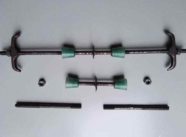泉州三段式止水螺杆