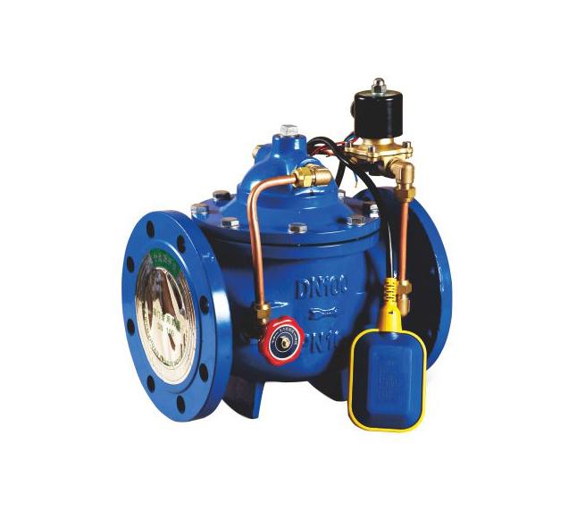 106X-16水力電動浮球閥