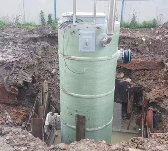 預制一體化泵站