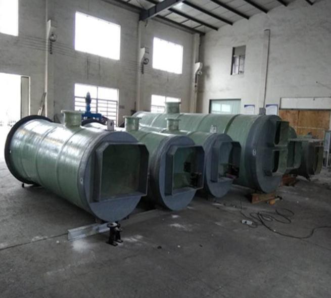 一體化泵站設備