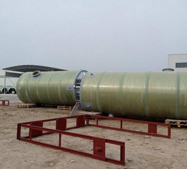 箱泵一體化泵站