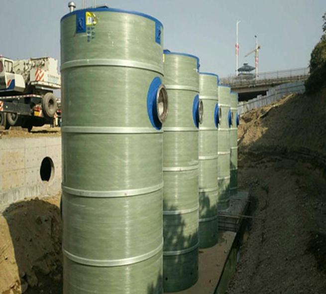 污水提升一體化泵站