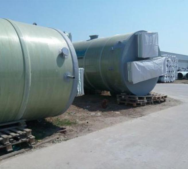 不銹鋼一體化泵站