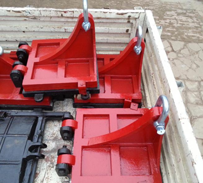 安裝福建鑄鐵閘門時應該關注的問題