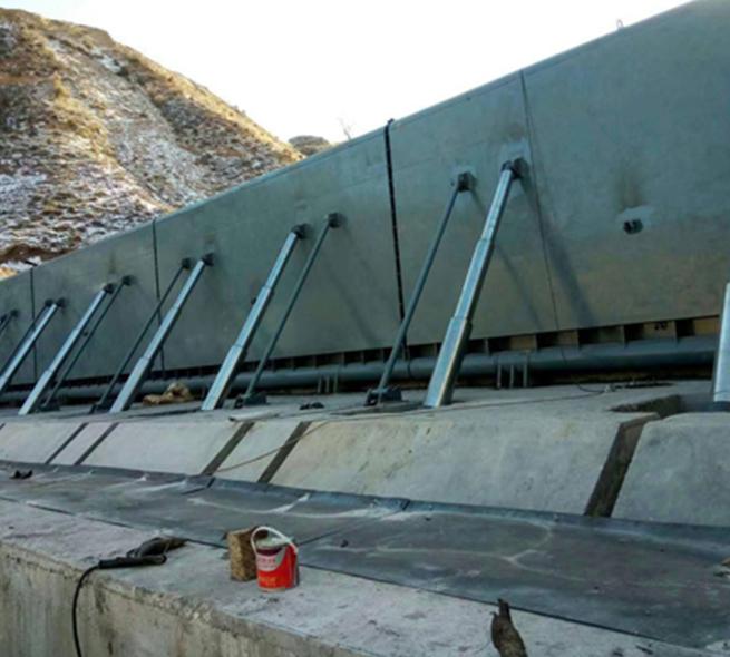 液壓鋼壩閘