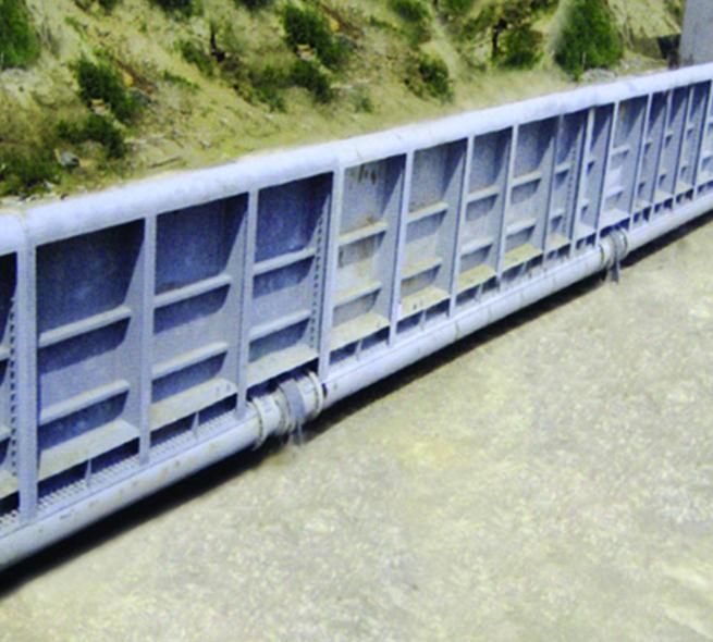 怎么處理福建不銹鋼閘門的結冰問題?