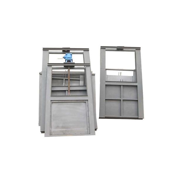 焊接鋼制閘門