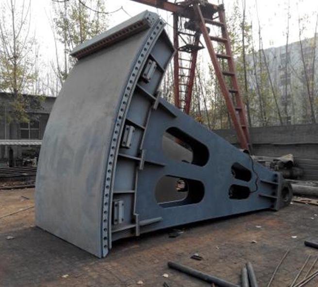 動滑輪鋼制閘門