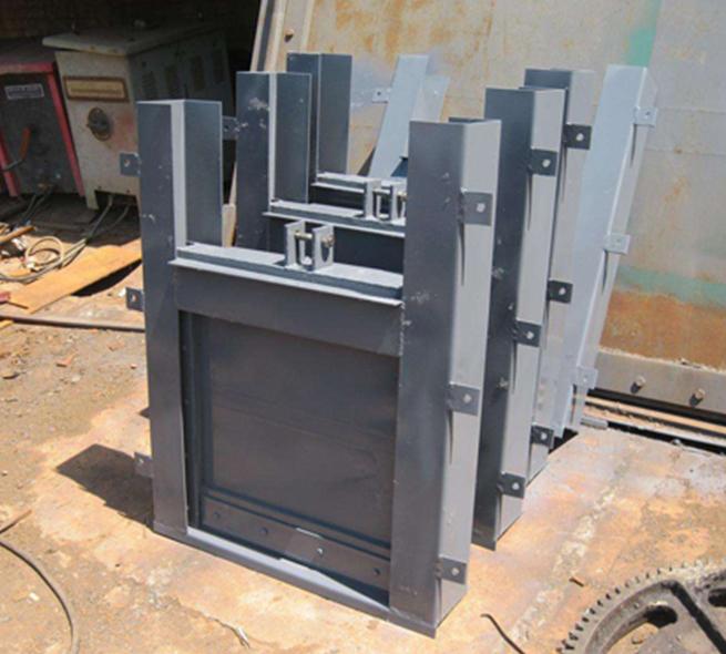 平面鋼閘門