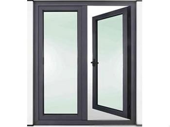 平开式玻璃防火窗