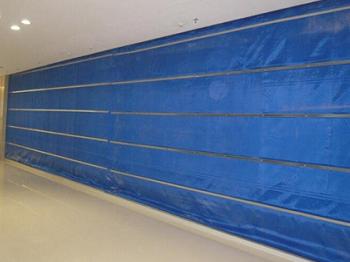 防火卷帘耐火性强是重要质量标准