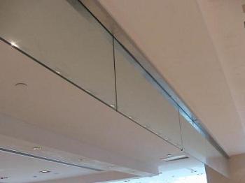 挡烟垂壁有那些形式及特点应用?