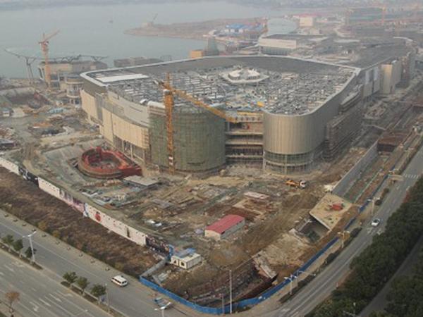 华润混凝土(漳州)有限公司建设项目