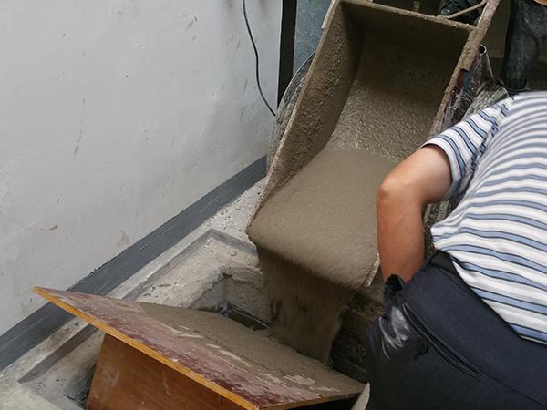 关于cgm灌浆料冬季施工的专业技术要求