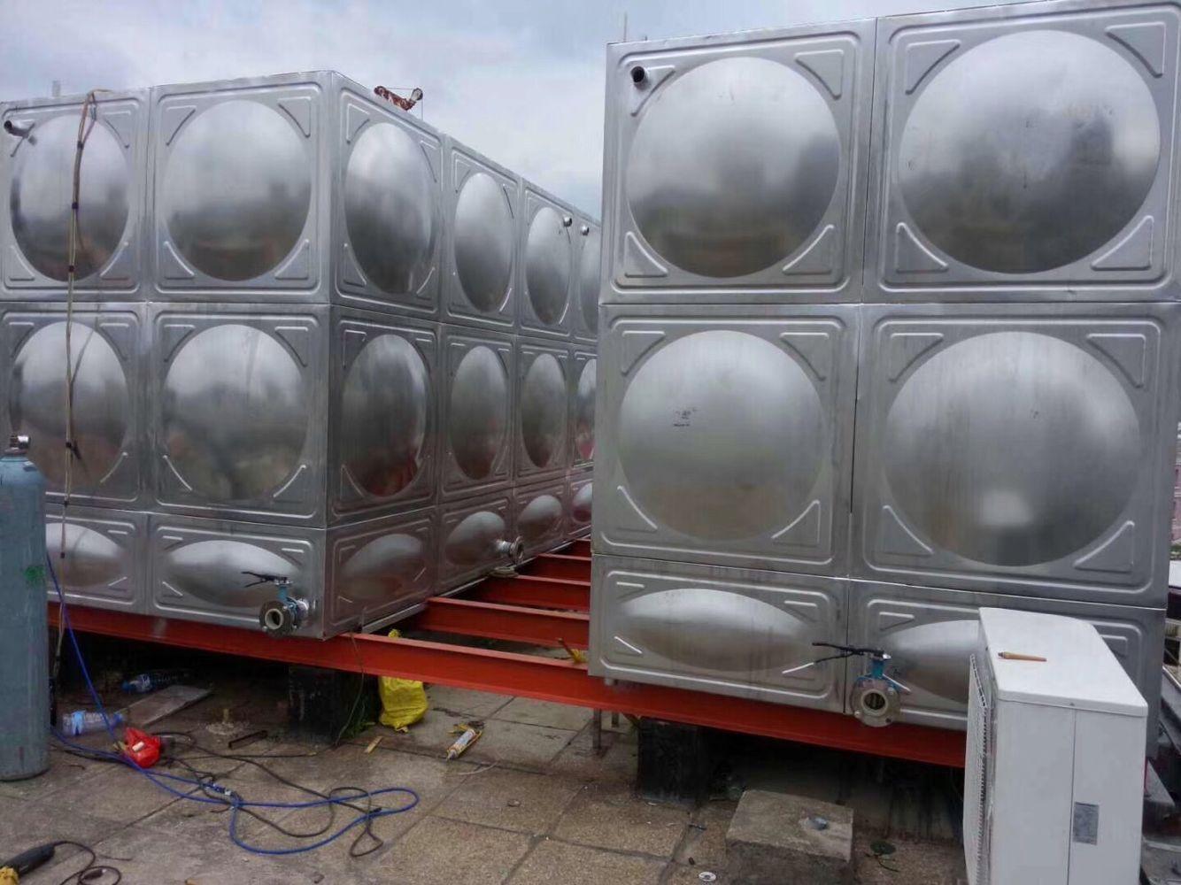 不锈钢水箱我们可以按客户的需求量身订制!