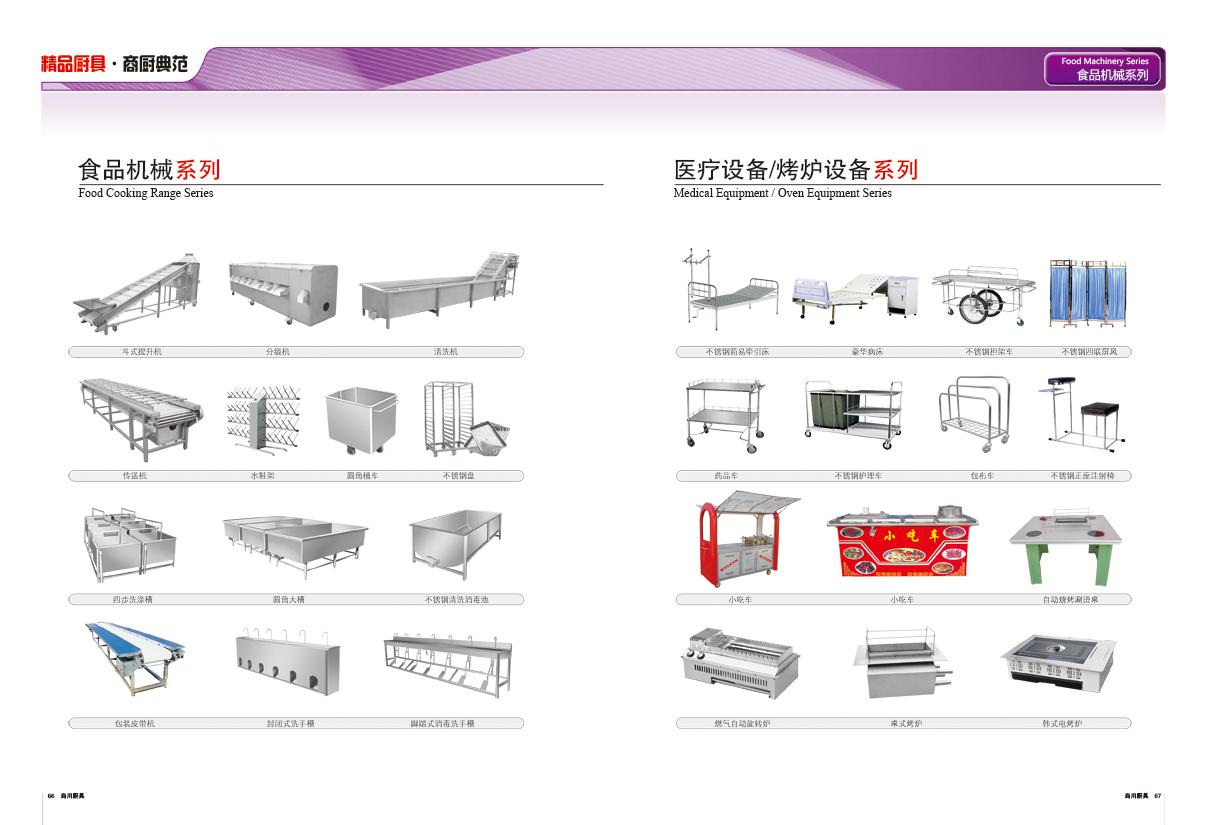 福建食品机械加工