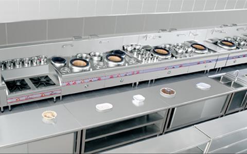 大型厨房设备装置之前的留意事项