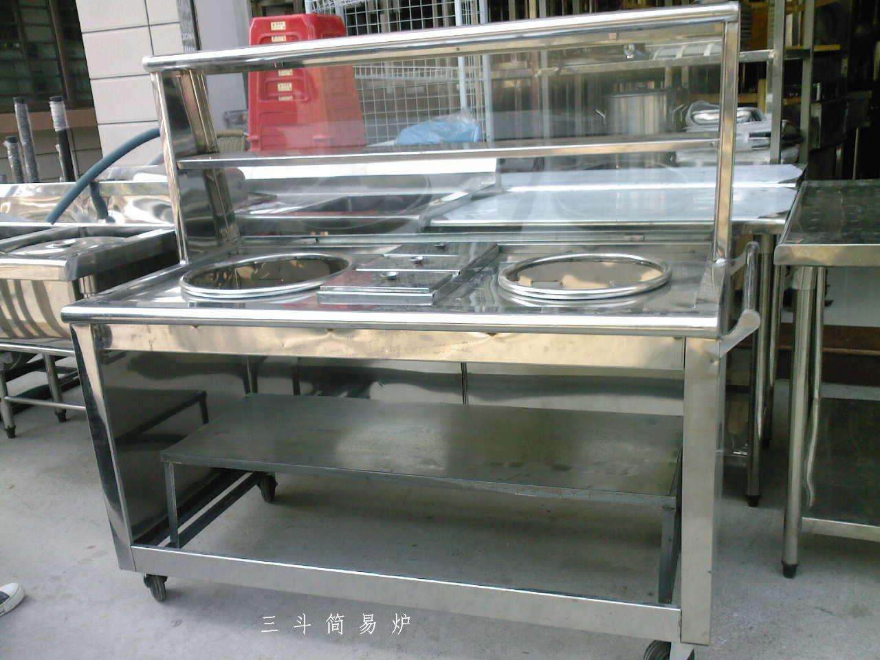 选择厨房不锈钢厨具要具备哪些原则