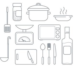 充满趣味设计的福州厨具产品